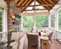 We've written several articles about porch components – a couple of which have become our most popular blog articles including the one on porch flooring options and the article on porch ceiling options. Those articles...
