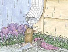 """Amanda and Monica featured on the The Daily Squeek® for April 24th, 2014. Click on the image to see it on a bunch of really """"Mice"""" products."""