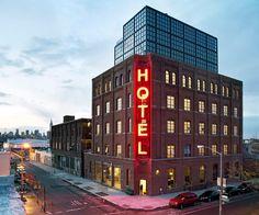 Photos | Wythe Hotel - Brooklyn, NY