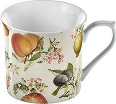 Everyday Home Apricots Bone China Palace Mug By Creative Tops - See more at: https://www.english-table.com/brands/creative-tops/mugs/palace-mugs/everyday-home-apricots-bone-china-palace-mug-by-creative-tops.html#sthash.sg7VnFU1.dpuf