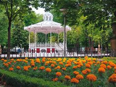 Parque de la Florida Vitoria-Gasteiz