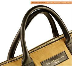 A grate city bag, for a everyday use from WANT les essentiels de la vie.  www.facebook.com/divenirebarcelona