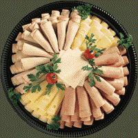 10 Best Deli Trays Images Deli Tray Food Platters Meat Platter