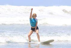 Costa Rica Surf Camps for Women - Surfer Teresa.