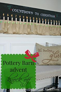 Its Beginning To Look A Lot Like Christmas On Pinterest Burlap