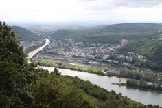 Rudesheim am Rhein, Germany. You know any place this beautiful has to produce some amazing wine!