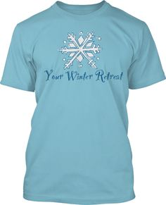 This winter camp design works great for a women's winter retreat or by just changing the colors and the text this design will work nicely for any group in your church.  Get in touch with one of our designers today by phone 888-812-4044 or by filling out this form below and together with your help they can create something that will blow your socks off.  Snow Winter Camp T-Shirt Design #539