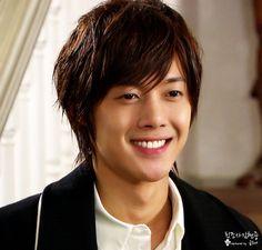 Playful Kiss <3 Kim Hyun Joong as Baek Seung Jo