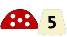 Математические мухоморчики Numbers Preschool, Math Numbers, Preschool Math, Kindergarten, Math Games, Preschool Activities, Number Flashcards, Busy Book, Montessori