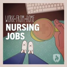 Did you know you can work from home as a nurse? Here are some great ideas for work from home nursing jobs. After 39 years of nursing, I really need to consider a change to stop the madness I encounter at my current job. Nursing Board, Nursing Career, Travel Nursing, Nursing Assistant, Nursing Notes, Nursing Tips, Nursing Programs, Lpn Programs, Ob Nursing