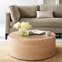 Coffee tables that are mass-produced are boring with a capital B and seem to only come in two shapes: almost rectangular and definitely rectangular. (Kidding. Sort of.) They're one of the most important pieces of furniture in your humble abode, so why not take your time and hunt down unique coffee tables your guests will be insanely jealous of? http://www.organicauthority.com/8-unique-coffee-tables-your-guests-will-want-to-steal/