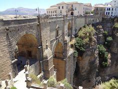 И снова Испания! Malaga, Granada, Ronda.