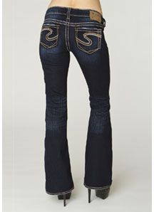 Silver Jeans = love.
