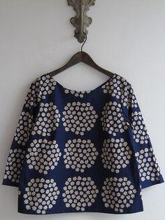 marimekko: marimekko (Marimekko) Shirts / purchase Actual / natural system brand home delivery purchase specialty shop drop [drop]