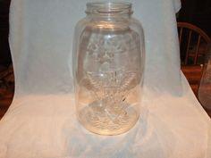 Vintage Old Mr Boston Fine Liquors Crystal Decanter