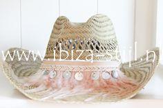 Ibiza Stijl hoed soft shell
