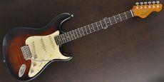 DEAN ZELINSKY / TAGLIARE CUSTOM Walnut Burst Rosewood Guitar Free Shipping! δ
