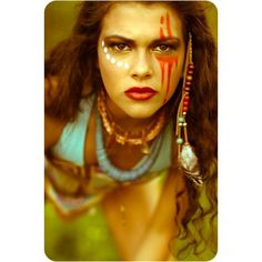 Where the Wild Things Are / Brooke Morgan Photography: Pocahontas ❤ liked on Polyvore