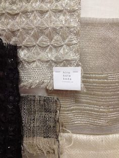 Four Questions for Hiroko Takeda, Textile Artist