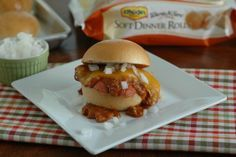 Chili Cheesedog Sliders