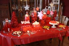 Image detail for -today s party was an american girl party for my daughter we had so ...