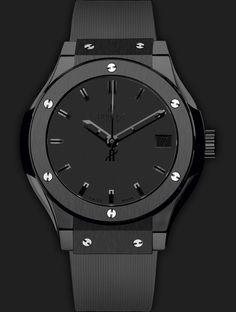 HUBLOT Classic Fusion All Black