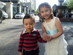 Mis nietos