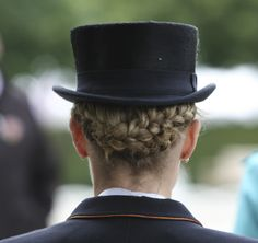dressage hair - Google Search