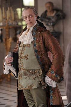 Le Comte de Saint Germain.  Les costumes de Nicolas Le Floch.