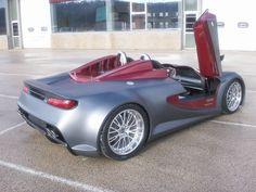 2007 Espera-Sbarro Turbo - Rear And Side Open Door - - Wallpaper Sports Car Racing, Sport Cars, Race Cars, Ferrari Laferrari, Swiss Cars, Factory Five, Exotic Sports Cars, Exotic Cars, Coach Builders