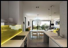 Moderno e inspirador diseño de interiores por Grzegorgz Magierowski