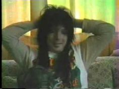 Mick Mars Interview in his home in 1984