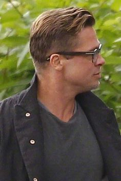 How to get Brad Pitt's new short hair cut - GQ.COM (UK)