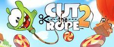 Cut The Rope 2 ya está disponible en la App Store.