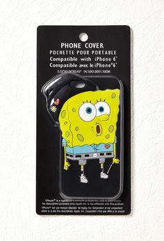 SpongeBob x Mina Kwon Case for iPhone 6