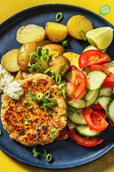Mumbai Street Food, Hello Fresh Recipes, Dairy Free Diet, Cooking Together, Happy Foods, My Best Recipe, Food Porn, Good Food, Veggies