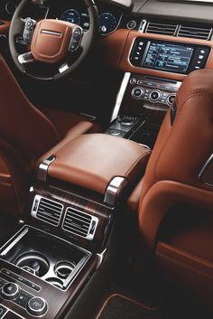 Range interior.