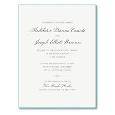 92-92072 = Style me Pretty  http://www.williamarthur.com/products/Style-Me-Pretty-Turquoise-Painted-Edge-White-Wedding-Invitations_92-92072_4537/image