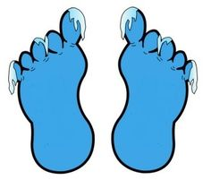 Did you Know that Cold Feet can Indicate Serious Health Problems?Many people today are increasingly faced with the constant feeling of cold feet, and there are several reasons for that. Thyroid Problems, Health Problems, Poor Circulation, Vitamin Deficiency, Reflexology Massage, Peripheral Neuropathy, Areas Of Life, Cold Feet, Good Healthy Recipes