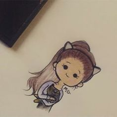 ariana grande drawings cartoon problem - Google Search