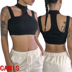 9c573033aa Women Sport Yoga Bra Workout Tank Tops Crop Gym Active Running Fitness Vest  US  Canis