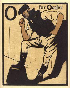 O is for Ostler