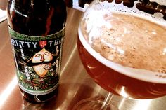 """Pretty Things Beer & Ale Project """"Jack D'Or"""" - Saison"""