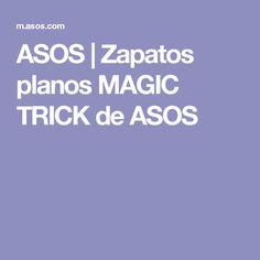 ASOS | Zapatos planos MAGIC TRICK de ASOS
