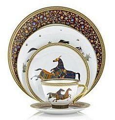 Cheval d'Orient Hermès china