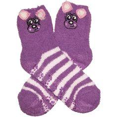 RSG Girls & Women's Animal Non Skid Slipper Socks (Purple Puppy) RSG http://www.amazon.com/dp/B00H30DHB4/ref=cm_sw_r_pi_dp_Oshcwb05XX8VV