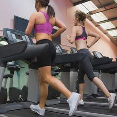 Treadmill Pyramid Intervals so as not to suffer from boredom!