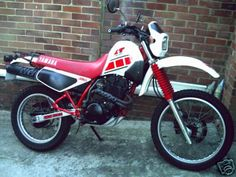 Yamaha XT350. Just a great bike, but under powered should have gotten the 650cc bike