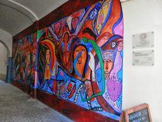 Art on the street - world streets - Wrocław - photo by EllAnnArt