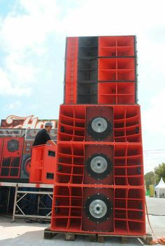 #ClearSound Pro Audio Speakers, Speaker Plans, Speaker Box Design, Professional Audio, Loudspeaker, Audio System, Horns, Wallpaper, Life